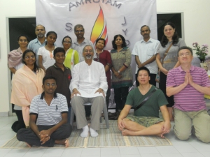 Kriya Yoga Seminar 2011
