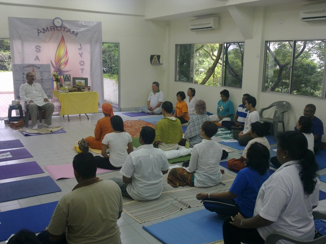 Kriya Yoga Level 1, 2012 Seminar