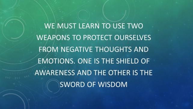 awareness and wisdom