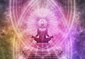 meditation aura