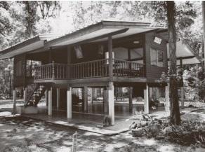 Ajahn Chah's Kuti